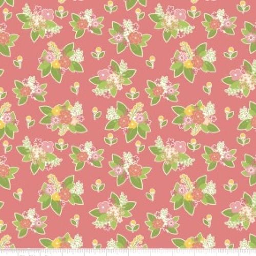 RILEY BLAKE - Vintage Adventure Pink #1156
