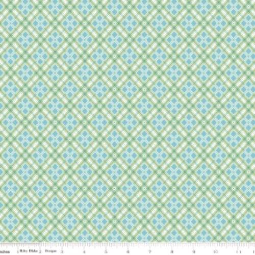 RILEY BLAKE - Autumn Love - Blue #1204-