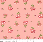 RILEY BLAKE - Summer Blush by Sedef Imer - Posie - Pink