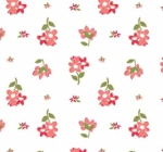 RILEY BLAKE - Summer Blush by Sedef Imer - Posie - Apricot