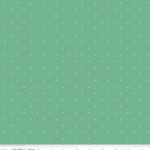 RILEY BLAKE - Bee Cross Stitch by Lori Holt - Alpine