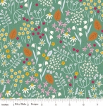 RILEY BLAKE - Wild Bouquet - Wildflowers - Green