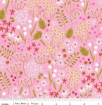 RILEY BLAKE - Wild Bouquet - Wildflowers - Pink