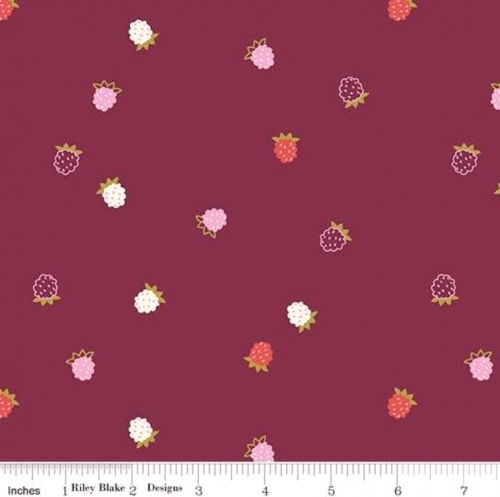 RILEY BLAKE - Wild Bouquet - Raspberries - Merlot - #3099-