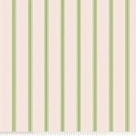 PENNY ROSE FABRICS - Harry & Alice - Green -  Stripe - #1536-
