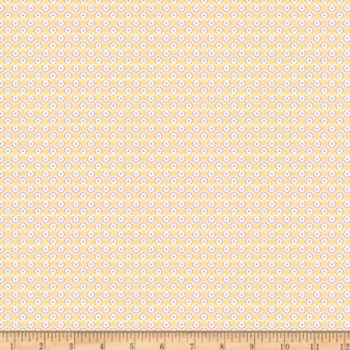 PENNY ROSE FABRICS - Petite Treat - Yellow - #1943-