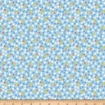 PENNY ROSE FABRICS - Petite Treat - Blue
