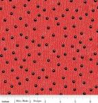 RILEY BLAKE - Paperdoll by J. Wecker Frisch of Joy Studio - Pin Top - Red