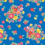 Riley Blake - Hand Picked Collection - Blue Floral