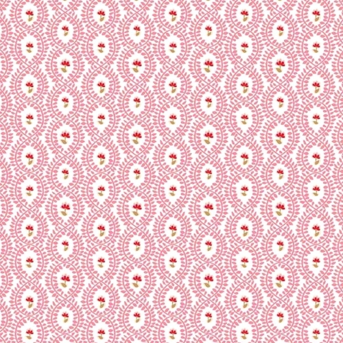 RILEY BLAKE - Hand Picked Collection - Pink Trellis