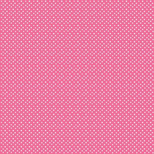 RILEY BLAKE - Hand Picked Collection - Pink Polka Dot