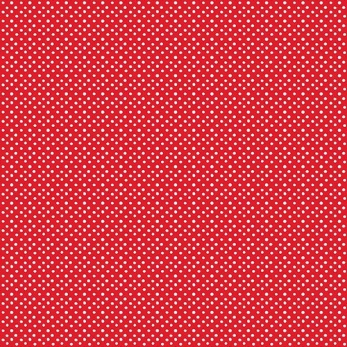 RILEY BLAKE - Hand Picked Collection - Red Polka Dot