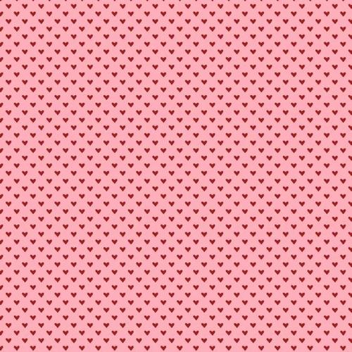 RILEY BLAKE - Hello Sweetheart - Pink Mini Hearts