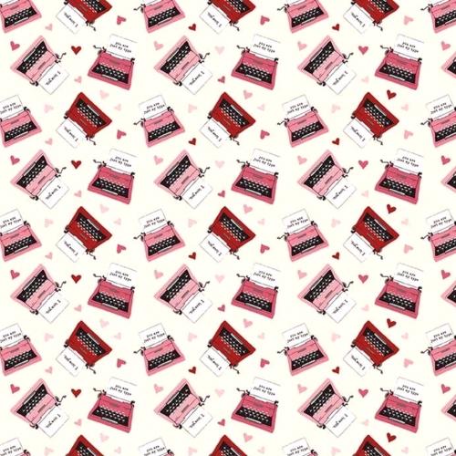 RILEY BLAKE - Hello Sweetheart - Typewriters
