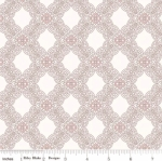 Penny Rose - Rose Garden - Tile - Cream