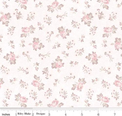 Penny Rose - Rose Garden - Toss - Cream