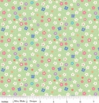 RILEY BLAKE - Molang - Flowers - Green