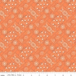 RILEY BLAKE - Farm Girl Vintage - Orange Bandanna