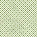 RILEY BLAKE - Farm Girl Vintage - Green Houndstooth