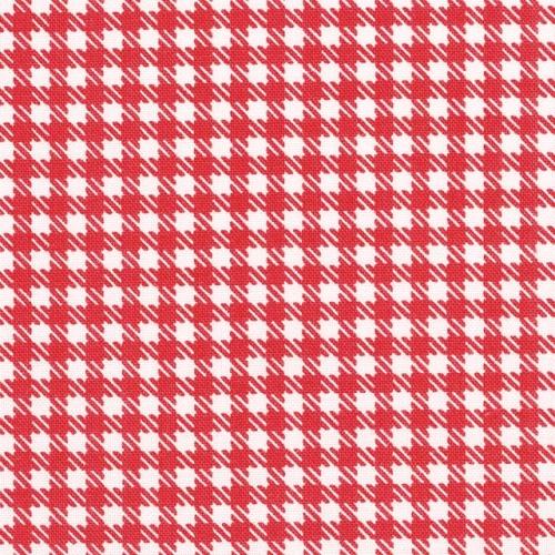 RILEY BLAKE - Farm Girl Vintage - Red Gingham