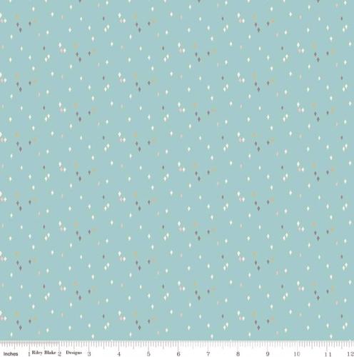 RILEY BLAKE - Someday - Sprinkles Aqua - #1847