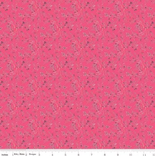 RILEY BLAKE - Someday - Vines - Hot Pink - #1840