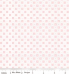 RILEY BLAKE - Simple Goodness by Tasha Noel - Checker Dots - Pink