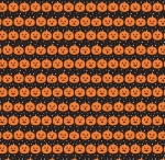 RILEY BLAKE - Fab-Boo-Lous - Pumpkin Black