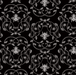 RILEY BLAKE - PENNY ROSE FABRICS - Jill Finley - Honey Run - Queen - Black - #2533-