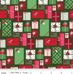 RILEY BLAKE - Merry and Bright - Presents - Green