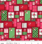 RILEY BLAKE - Merry and Bright - Presents - Red
