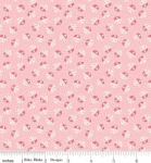 RILEY BLAKE - PENNY ROSE STUDIO - Storytime 30s - Kitties - Pink