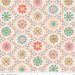 RILEY BLAKE - Granny Chic - Applique Multi