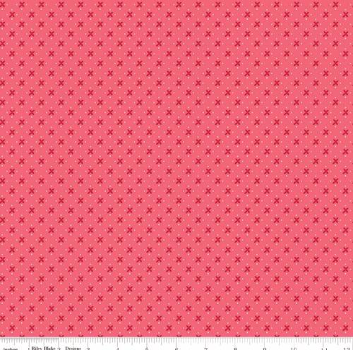 RILEY BLAKE - Granny Chic - Kisses Pink