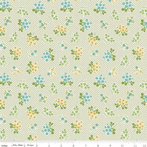RILEY BLAKE - Granny Chic - Bouquet Green