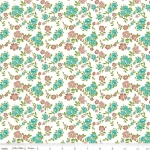 RILEY BLAKE - Granny Chic - Sheets Teal