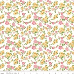 RILEY BLAKE - Granny Chic - Sheets Yellow