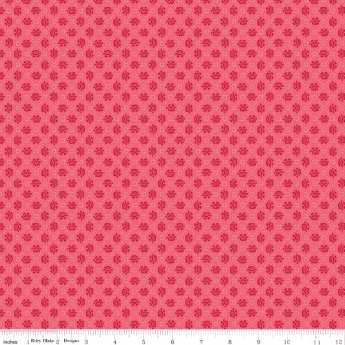 RILEY BLAKE - Granny Chic - Needlepoint Pink