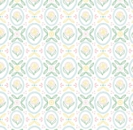 RILEY BLAKE - Flutter And Shine - Cottage - White - #3114-