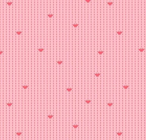 RILEY BLAKE - Flutter And Shine - Flight Path - Pink - #3119-