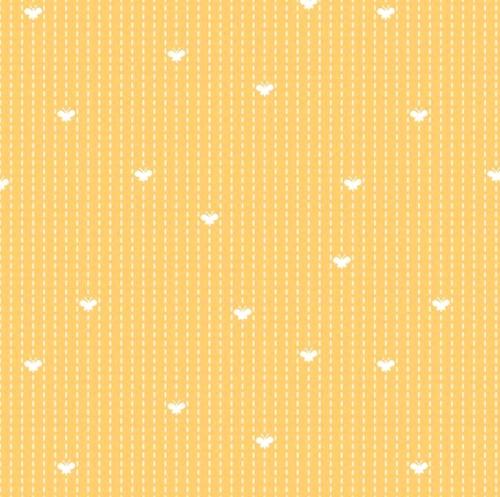 RILEY BLAKE - Flutter And Shine - Flight Path - Yellow