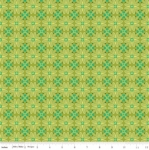 RILEY BLAKE - Wildflower Boutique - Mosaic - Green