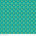 RILEY BLAKE - Wildflower Boutique - Mosaic - Teal