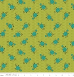RILEY BLAKE - Wildflower Boutique - Floral - Green