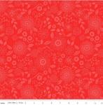 RILEY BLAKE - Wildflower Boutique - Line Work - Red