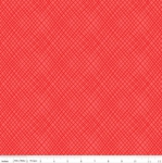 RILEY BLAKE - Wildflower Boutique - Plaid - Red