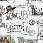 RILEY BLAKE - Couturiere Parisienne - Cartes Postales Blue
