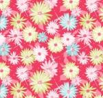 RILEY BLAKE - Paper Daisies - Main Dark Pink