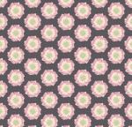 RILEY BLAKE - Paper Daisies - Wreath Gray