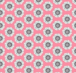 RILEY BLAKE - Paper Daisies - Wreath Pink
